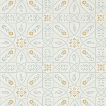 Brophy Trellis 216700 Ivory Sage