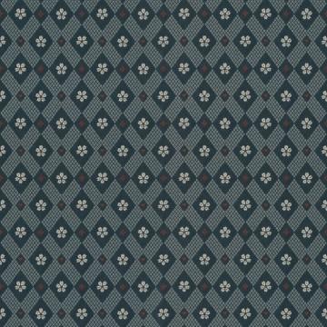 Kimono 238-96 Dark Blue