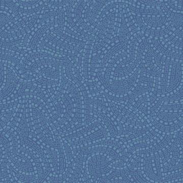 Mosaic 1905-127-02 Azure