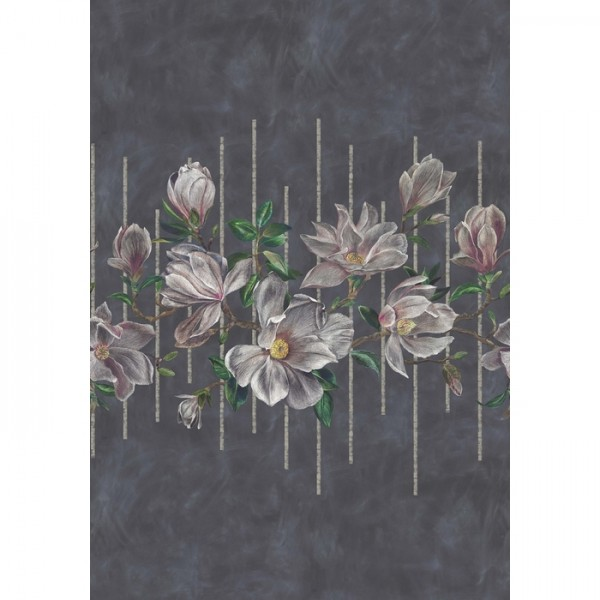 Magnolia Frieze w7338-01