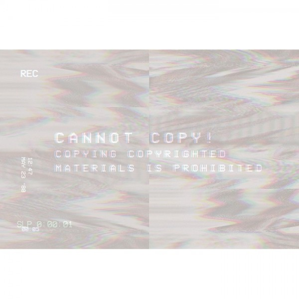 Cannot Copy WDCC1901