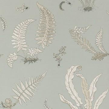 Ferns Soft Blue BW45044.7