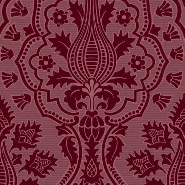 Pugin Palace Flock 116-9034