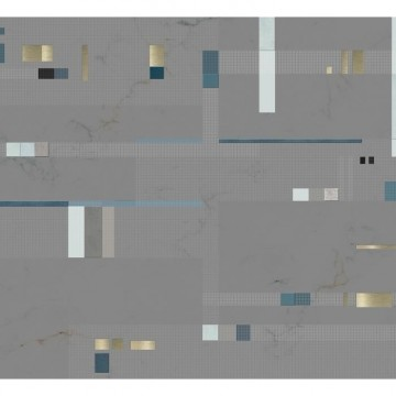 Pixels Mural M 3304-9