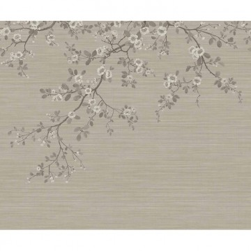 VN01208 Oriental Blossom Taupe O