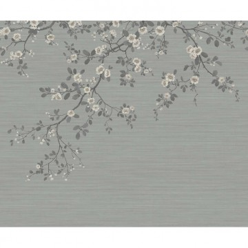 VN01210 Oriental Blossom Teal O