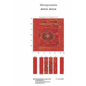 Panoramique Mesopotamia DM-625-05