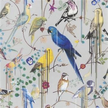 PCL7017/03 BIRDS SINFONIA ARGENT