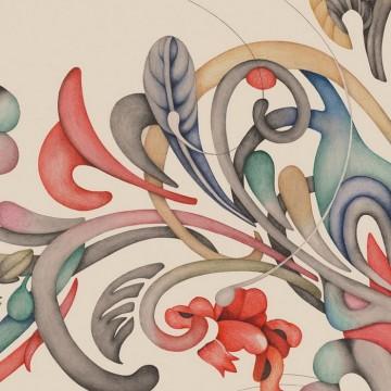 Mural Romance M3403-2