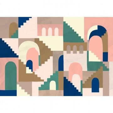 Mural Architopie - Nude 8000072