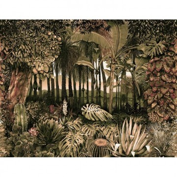 Mural Botanico - Tarde 8000049