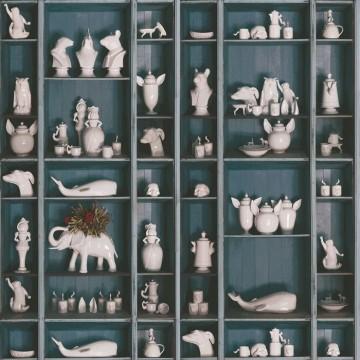 Mural Ceramic Fauna - Endrino 8000035