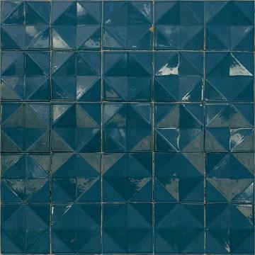 Mural Espejismo Modernista - Oscuro 8000029