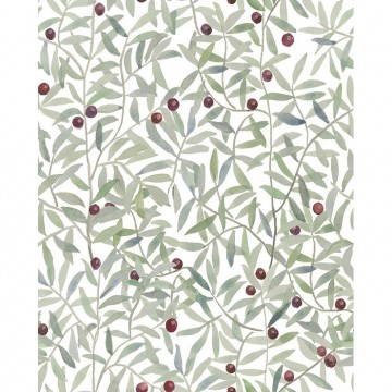Leaf Craze - White 8000008