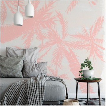 ROYAL PALM PINK DOM1410-2