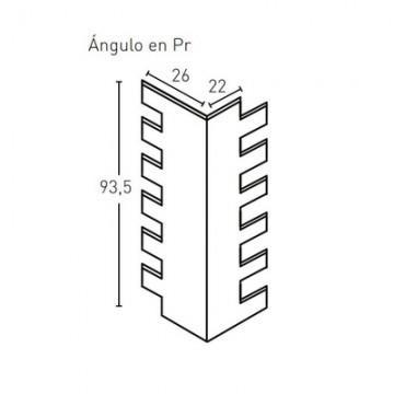 URBAN BRICK PR516-E ENVEJECIDO CALEADO ( ANGULO )