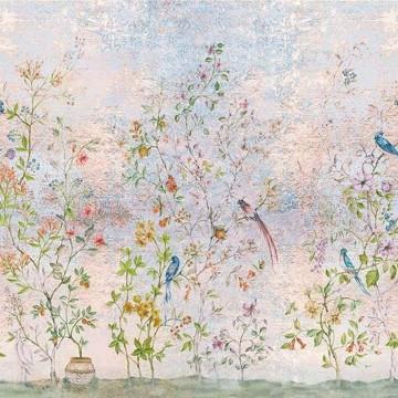 Mural Tea Garden Gold 8800120