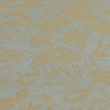 Heron & Lotus Flower Eucalyptus BW450895