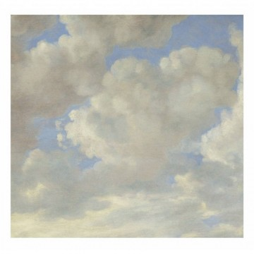 WP-215 Wall Mural Golden Age Clouds 2