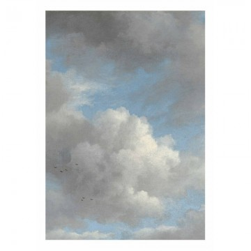 WP-392 Wall Mural Golden Age Clouds