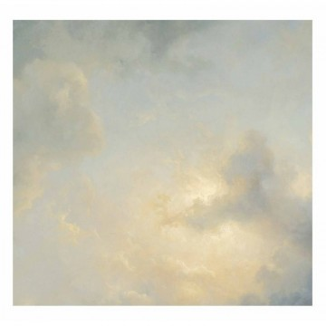 WP-395 Wall Mural Golden Age Clouds