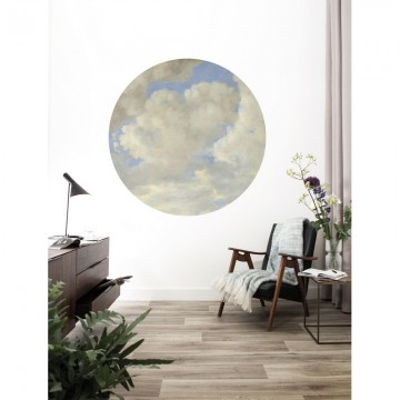 SC-080 Wallpaper Circle Golden Age Clouds