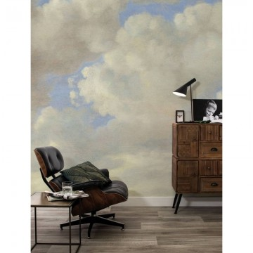 WP-205 Wall Mural Golden Age Clouds 2