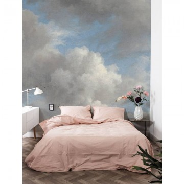 WP-396 Wall Mural Golden Age Clouds