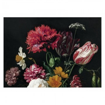WP-221 Wall Mural Golden Age Flowers 2