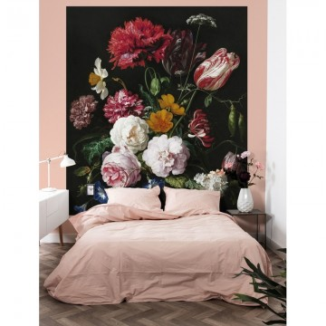 BP-039 Wallpaper Panel XL Golden Age Flowers