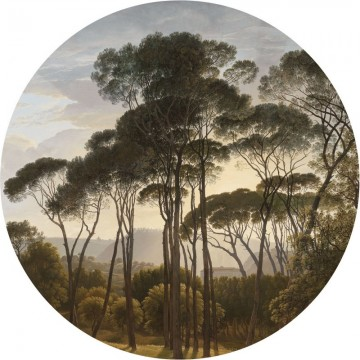 BC-011 Wallpaper Circle XL Golden Age Landscapes