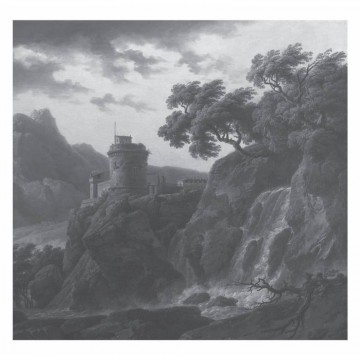 WP-607 Wall Mural Golden Age Landscapes