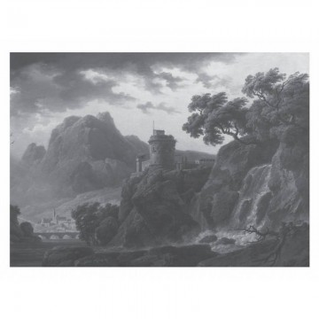 WP-608 Wall Mural Golden Age Landscapes
