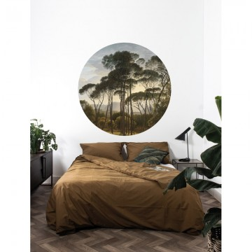 SC-011 Wallpaper Circle Golden Age Landscapes