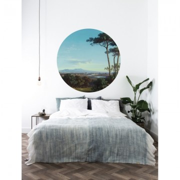 CK-074 Wallpaper Circle Golden Age Landscapes