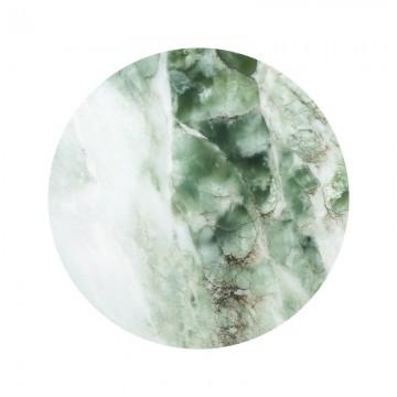 SC-049 Wallpaper Circle Marble