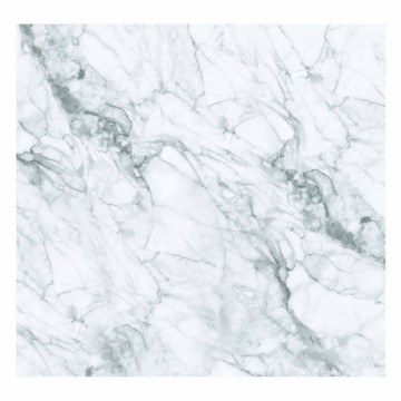 WP-558 Wall Mural Marble, White-Grey