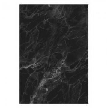 WP-560 Wall Mural Marble, Black-Grey