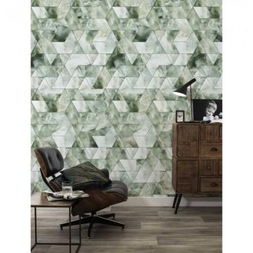 WP-577 Wallpaper Marble Mosaic