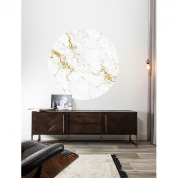 BC-047 Wallpaper Circle XL Marble