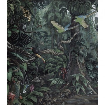 BP-003 Wallpaper Panel XL Tropical Landscapes
