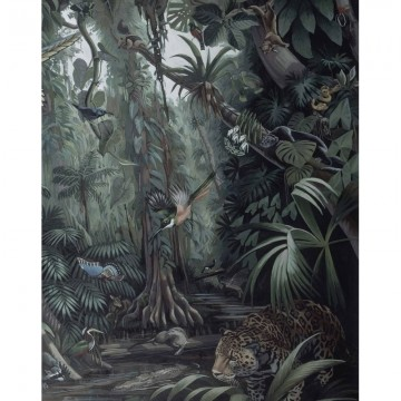 PA-004 Wallpaper Panel Tropical Landscape