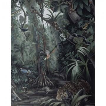 PA-004 Wallpaper Panel Tropical Landscape