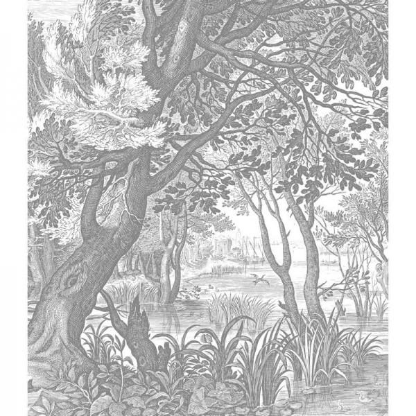 BP-029 Wallpaper Panel XL Engraved Landscapes