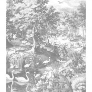 BP-030 Wallpaper Panel XL Engraved Landscapes