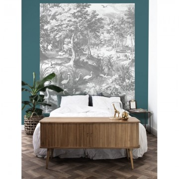 BP-030 Wallpaper Panel XL Engraved Landscapes