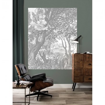 PA-029 Wallpaper Panel Engraved Landscapes
