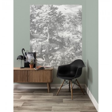 PA-030 Wallpaper Panel Engraved Landscapes