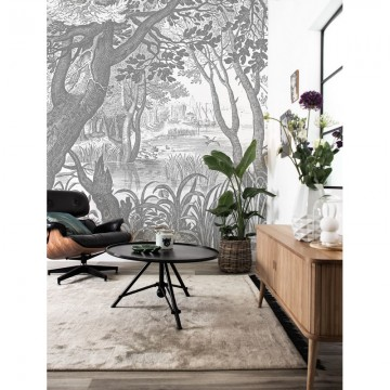 WP-631 Wall Mural Engraved Landscapes