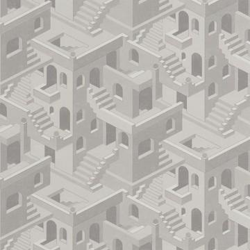 Illusion Blanc-Gris 85110464